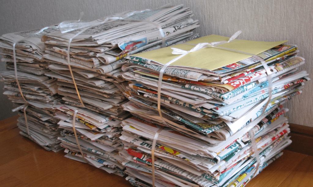 古紙・紙ごみ・書類